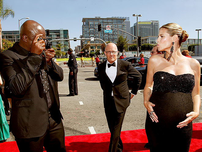 FAVORITE RED-CARPET COUPLE photo | Heidi Klum, Seal
