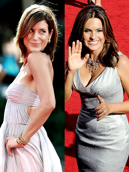 HOTTEST 40-SOMETHING STYLE photo | Kate Walsh, Mariska Hargitay