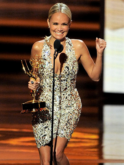 BEST SPEECH SHOUT-OUT  photo | Kristin Chenoweth