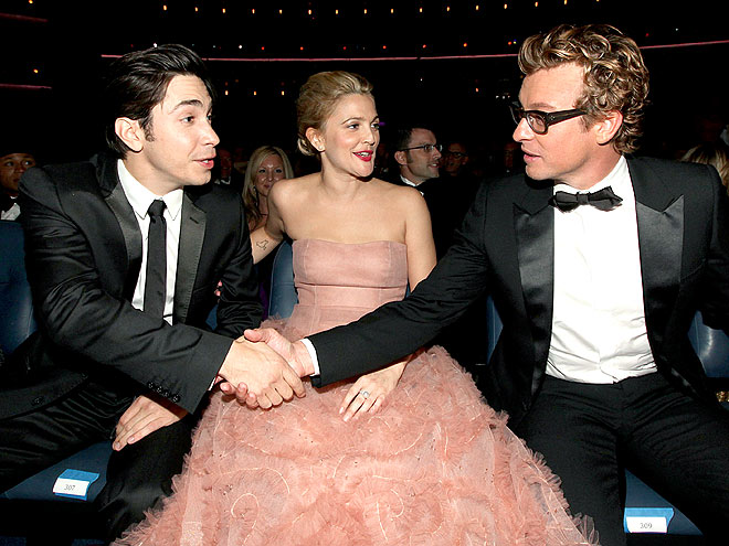 JUSTIN, DREW & SIMON photo | Drew Barrymore, Justin Long, Simon Baker