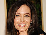 Globes' Hair & Makeup Favorites | Angelina Jolie