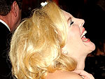 Party Shots: How the Stars Celebrated in '09! | Drew Barrymore