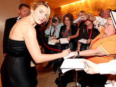 BIG WINNER photo | Kate Winslet