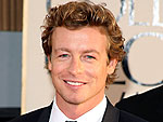 15 Hottest Guys at the 2009 Golden Globes | Simon Baker