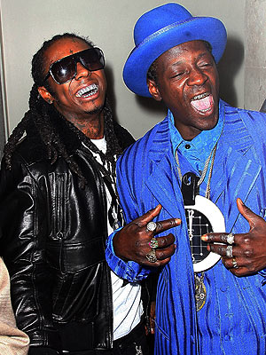 HEAVY METAL  photo | Flavor Flav, Lil Wayne