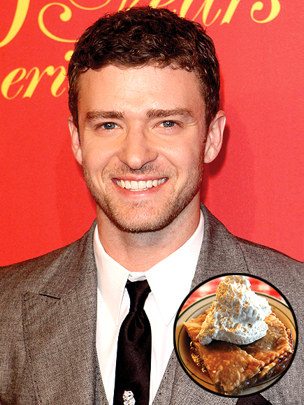 JUSTIN TIMBERLAKE MUST: DESSERT &#192; LA MODE photo | Justin Timberlake