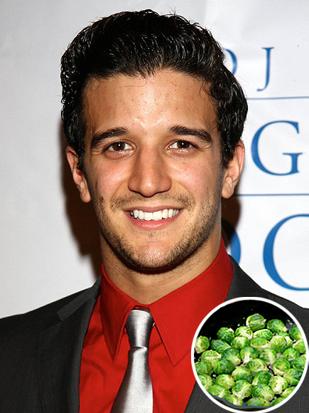 MARK BALLAS'S YUCK: BRUSSELS SPROUTS photo | Mark Ballas