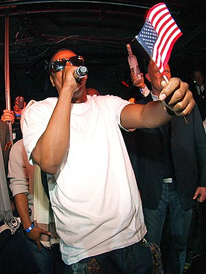 (RAP) STAR & STRIPES photo | Jay-Z