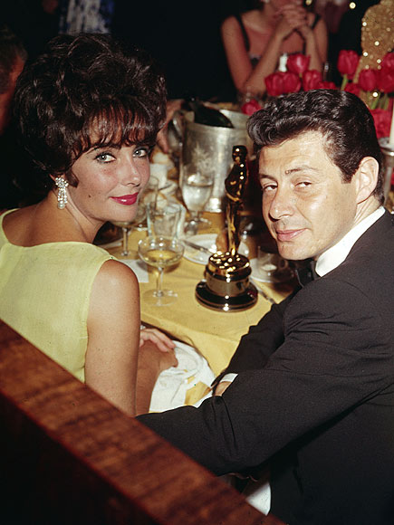 EDDIE FISHER photo | Eddie Fisher, Elizabeth Taylor