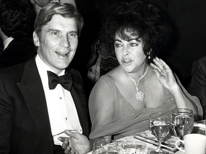 JOHN WARNER photo | Elizabeth Taylor, John Warner