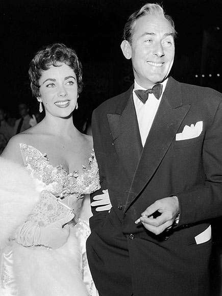 MICHAEL WILDING photo | Elizabeth Taylor, Michael Wilding