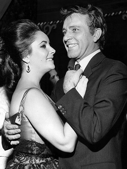 RICHARD BURTON photo | Elizabeth Taylor, Richard Burton