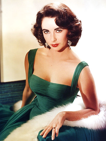 Elizabeth Taylor a 20th Century Classic Beauty!