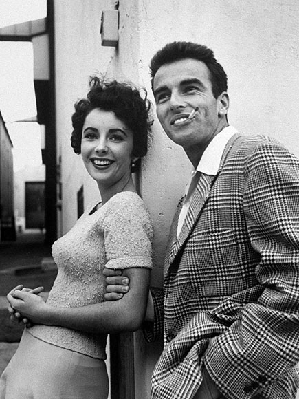FAITHFUL FRIEND photo | Elizabeth Taylor, Montgomery Clift