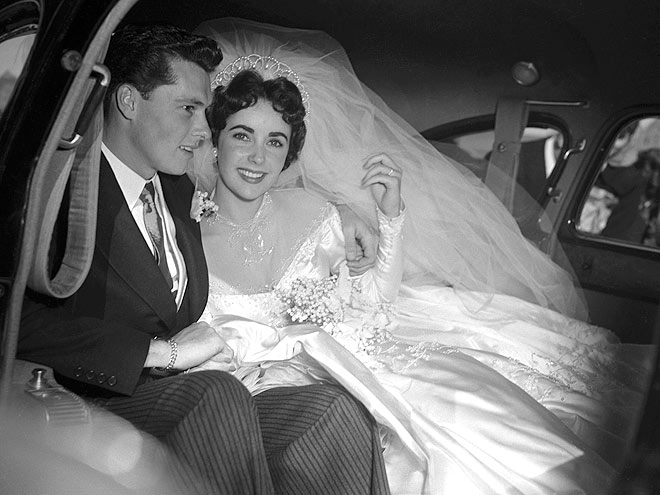 HERE COMES THE BRIDE photo | Elizabeth Taylor