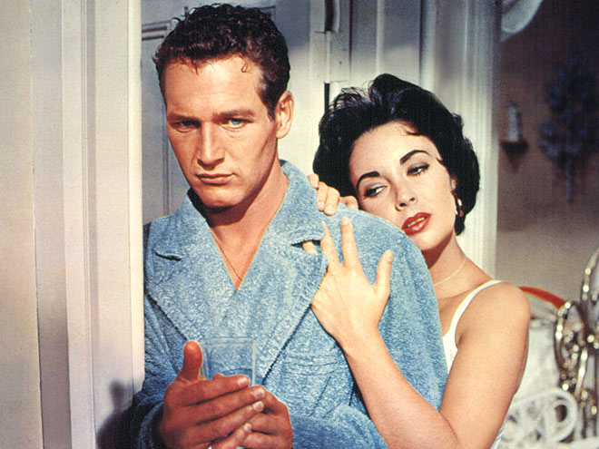 'HOT' ZONE photo | Elizabeth Taylor, Paul Newman