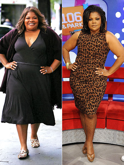 Celebrity Before and After Weight Loss
