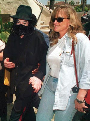DEBBIE ROWE photo | Michael Jackson