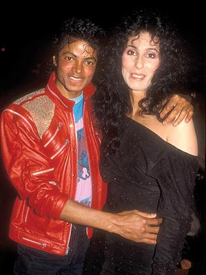 CHER photo | Michael Jackson