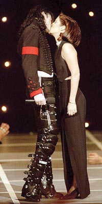 LISA MARIE PRESLEY photo | Michael Jackson