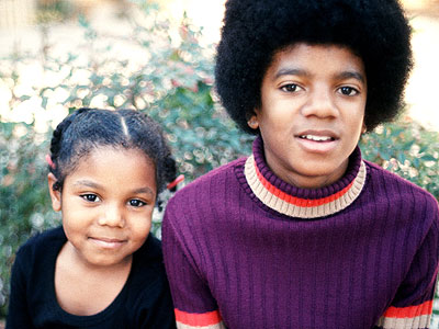 LITTLE SIS photo | Janet Jackson, Michael Jackson