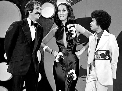 FUNNY GUY photo | Cher, Michael Jackson