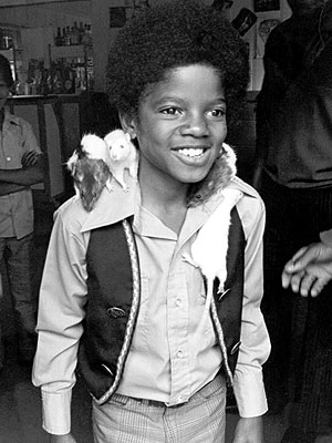 CHILD&#39;S PLAY photo | Michael Jackson