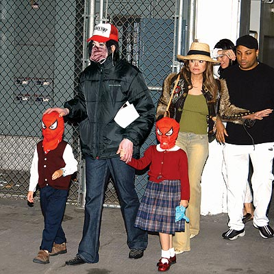 AN ECCENTRIC STAR:  FAMILY MAN photo | Michael Jackson