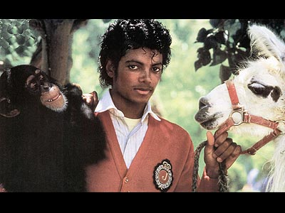 AN ECCENTRIC STAR:  ANIMAL INSTINCT photo | Michael Jackson