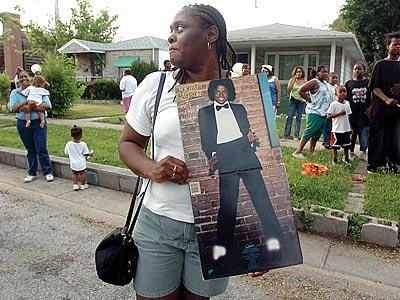 GARY, IND. photo | Michael Jackson
