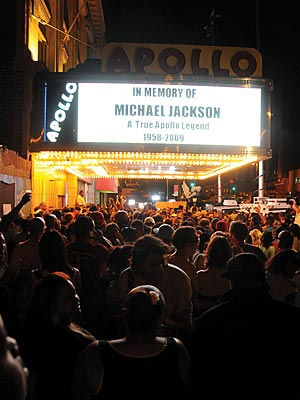 HARLEM, N.Y. photo | Michael Jackson