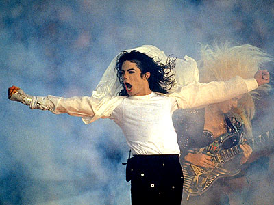 KING OF POP: A SUPER BOWL photo | Michael Jackson