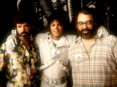 KING OF POP:CAPTAIN'S ORDERS photo | Francis Ford Coppola, George Lucas, Michael Jackson