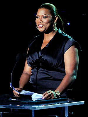WARM WORDS  photo | Queen Latifah