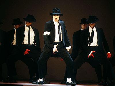 STAGE SHOW  photo   Michael Jackson