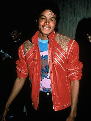 MUST-HAVE JACKET photo | Michael Jackson
