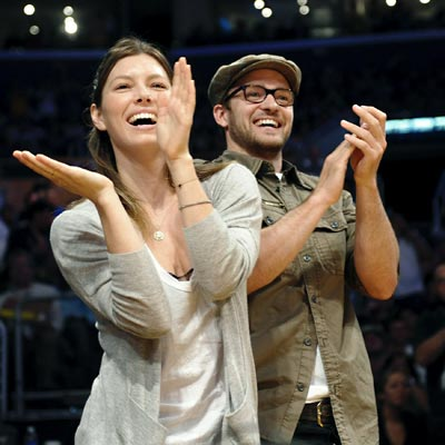 CATCHING A B-BALL GAME photo | Justin Timberlake