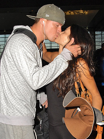 channing tatum and jenna dewan wedding. Channing Tatum, Jenna