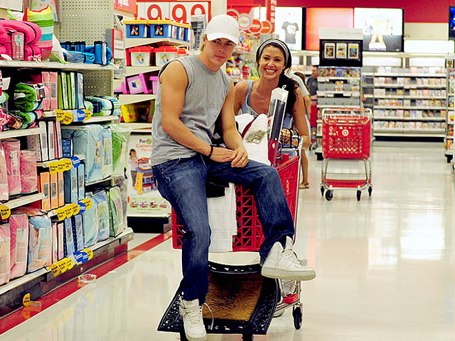 JOY-RIDING photo | Derek Hough, Shannon Elizabeth