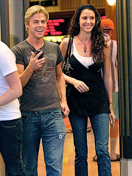 GOING TO THE MOVIES photo | Derek Hough, Shannon Elizabeth