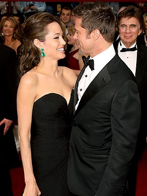 NOMINEES SQUARED photo | Angelina Jolie, Brad Pitt