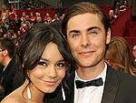 Stars & Smiles: Oscars '09 Arrivals | Vanessa Hudgens, Zac Efron