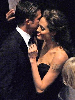 BRAD PITT & ANGELINA JOLIE photo | Angelina Jolie, Brad Pitt