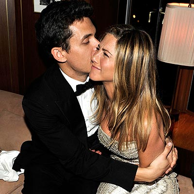 JOHN MAYER & JENNIFER ANISTON photo | Jennifer Aniston, John Mayer