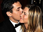 Smooch! Oscars Cutest Kisses | Jennifer Aniston, John Mayer