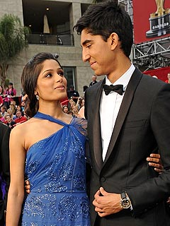 Slumdog Stars Address Dating Rumors