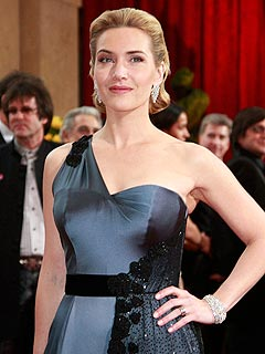 Is Kate Winslet Dating a British Model?