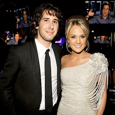 HITTING THE RIGHT NOTE photo | Carrie Underwood, Josh Groban