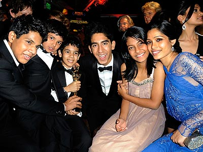 GOLD RUSH photo | Dev Patel, Freida Pinto