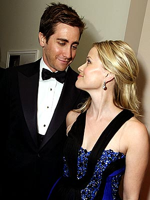 THE EYES HAVE IT photo | Jake Gyllenhaal, Reese Witherspoon